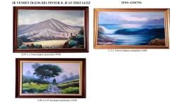 Oleos de D. Juan Fdez