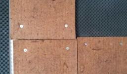 Paneles de insonorización acústica