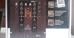 Mezcladora BEHRINGER PRO MIXER NOX101