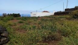 Terreno rustico con posibilidad de asentamiento rural en Villa de Mazo