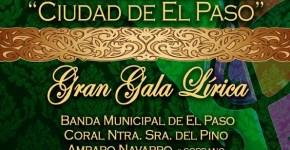 """XXIII Encuentro Internacional de Música """"Ciudad de El Paso"""""""