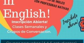 Idiomas White. Clases de Inglés con profesoras nativas.