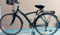 Bicicleta Btwin original 250