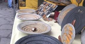 La artesanía palmera se promociona en la XXXIII Feria de Pinolere