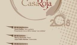 Café Concierto Casa Roja