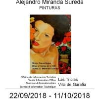 """""""Pinturas"""", Alejandro Miranda Sureda"""