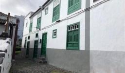 Casa canaria en Santa Cruz de La Palma