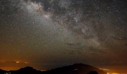 Fotografía nocturna en La Palma