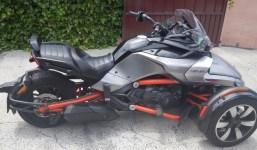 Moto can-am 1330cc 115cv