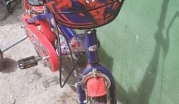 Bicicleta Spider-Man