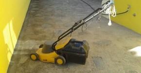 Se vende cortacesped electrico