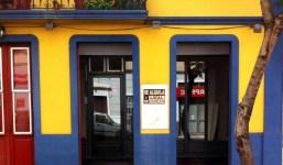 Se alquila centrico local comercial con sótano/almacén San Pedro Breña Alta frente banco santander