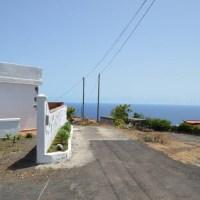 Casa en un entorno tranquilo y con vistas al mar
