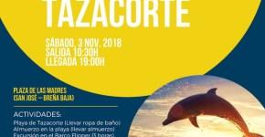 """Excursión Juvenil a la """"Cueva Bonita"""""""