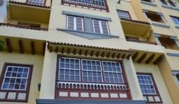 Colonial piso en plena Avenida Marítima de Santa Cruz de La Palma