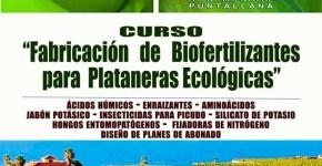 Fabricación de Biofertilizantes para Plataneras Ecológicas