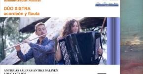 Acordeón y Flauta