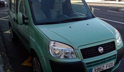 Fiat doblo 2007 1.9 jtd 105cv