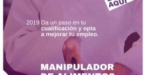 MANIPULADOR DE ALIMENTOS
