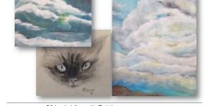 """Nueva exposición """"CATS & CLOUDS"""", Sala de Exposiciones Las Tricias. (21.11-11.12)"""