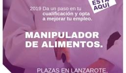 Curso gratuito de manipulador de alimentos modalidad teleformación