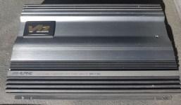 Etapa de potencia Alpine MRV-F353