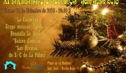 Arranca la Navidad con el Encuentro de Divinos de San José