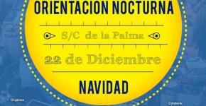 Carrera de Orientación Urbana de Navidad. Santa Cruz de La Palma