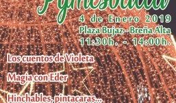 ¡ Mañana de diversión con Pymesbalta ! - 4 de enero Plaza Bujaz
