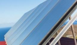 vendo paneles solares para agua caliente