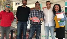 Moda Intima Belle, Bodegón Los Álamos y Sportline las empresas que dieron los rascas ganadores