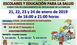 Formación para Comedores Escolares y Educación para La Salud