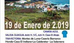 De Montes de Luna hasta La Salemera