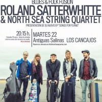 Roland Satterwhite & North Sea String Quartet en Los Cancajos