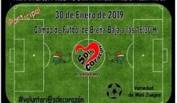 Padisbalta organiza el V Mini Torneo de Fútbol