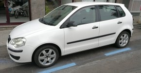 VW POLO 9N3 1.4 16V