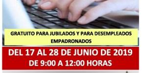 Alfabetización Informática (30h)