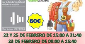 Curso TPC 20h Electricidad