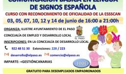 Curso Comunicación Básica en Lengua de Signos Española