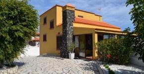 Chalet con encanto en una de las mejores zonas de Breña Baja