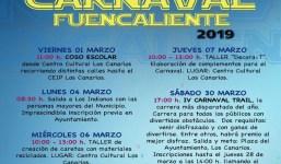 Carnaval en Fuencaliente de La Palma