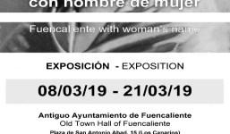 Exposición 'Fuencaliente con nombre de mujer'