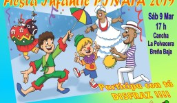Palos a La Piñata Infantil