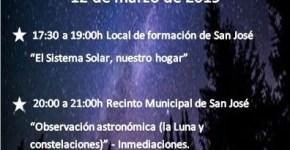 La Colmena organiza un Taller del Astronom@