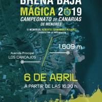 """Abierta Inscripciones para la XVII Milla """"Breña Baja Mágica 2019"""""""