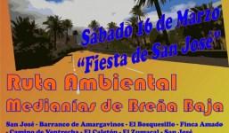 """""""Ruta Ambiental de las Medianías de Breña Baja"""""""