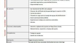 Socorrista Acuático Playa Charco Verde. Cruz Roja