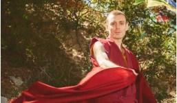 Visita del Lama Rinchen Gyaltsen a La Palma