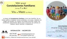 Taller de Constelaciones Familiares - La Palma