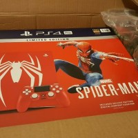 Brand New Ps4 pro Console God of war  Spider Man Destiny 2 VR